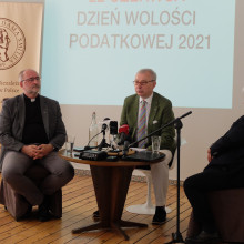 Dzień Wolności Podatkowej 2021 - konferencja prasowa