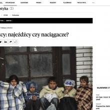 Uchodźcy: najeźdźcy czy naciągacze? prof. Michał Wojciechowski